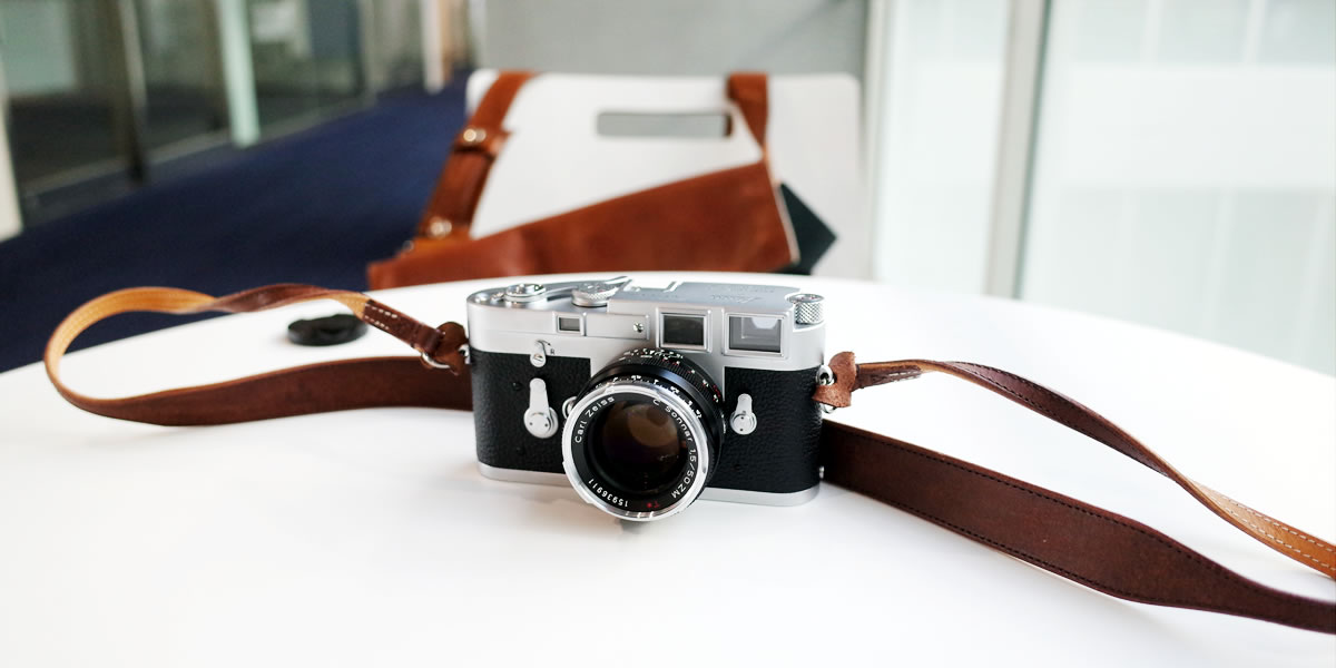 Leica M3ファーストショット in 浦安