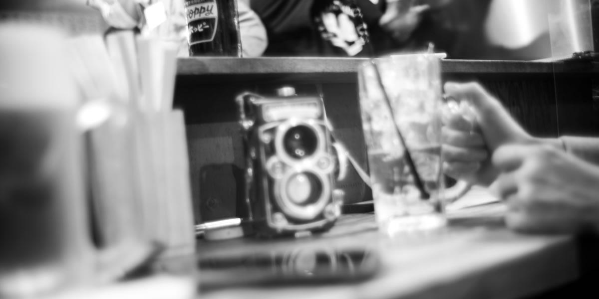椎名町の隠れた(?)名店やまちゃんへ|Leica M10 Monochrom + Summilux 35mm f1.4