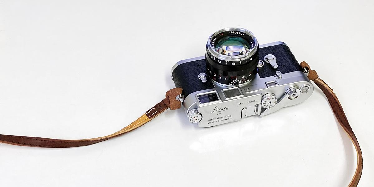 Leica M3がやってきた