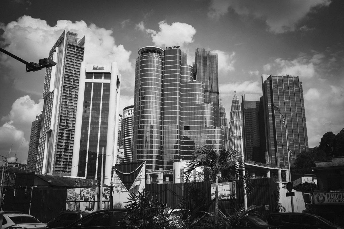 クアラルンプールは大都会|Leica M10 + Summilux 35mm f1.4