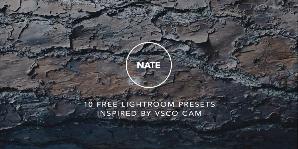 10 Free Lightroom Presets Inspired by VSCO Camをゲットする