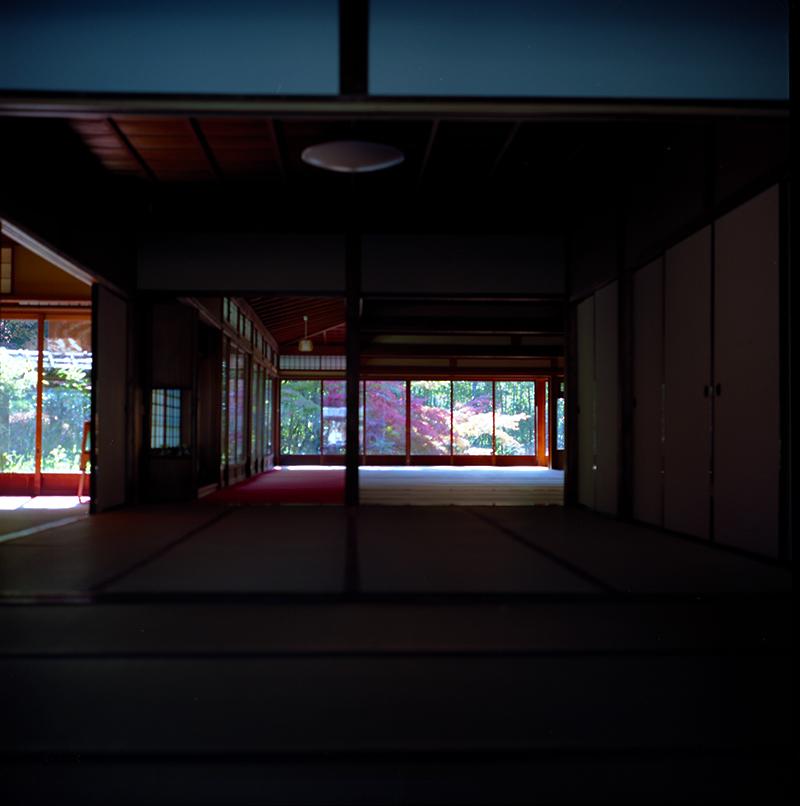 天寿庵|ROLLEIFLEX 2.8F + KODAK PORTRA 160