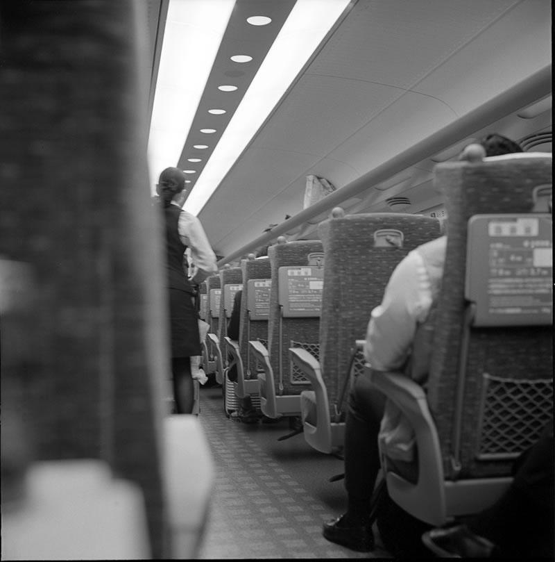 東京へ、美味を求めて|ROLLEIFLEX 2.8F + Kodak TRI-X 400