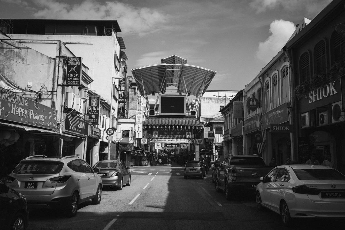 クアラルンプールの中華街|Leica M10 + Summilux 35mm f1.4