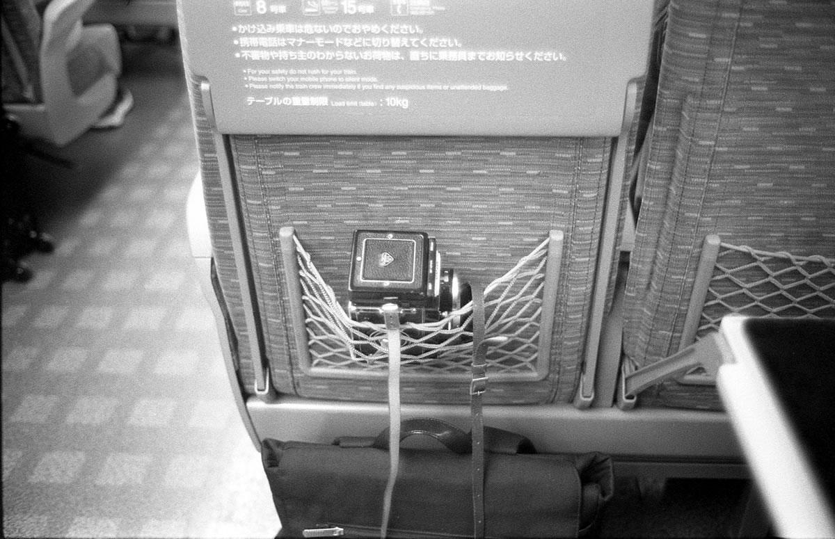 ローライフレックスの京都カラー写真が楽しみ LEICA M5 + SUMMILUX 35mm F1.4 + Kodak TRI-X 400