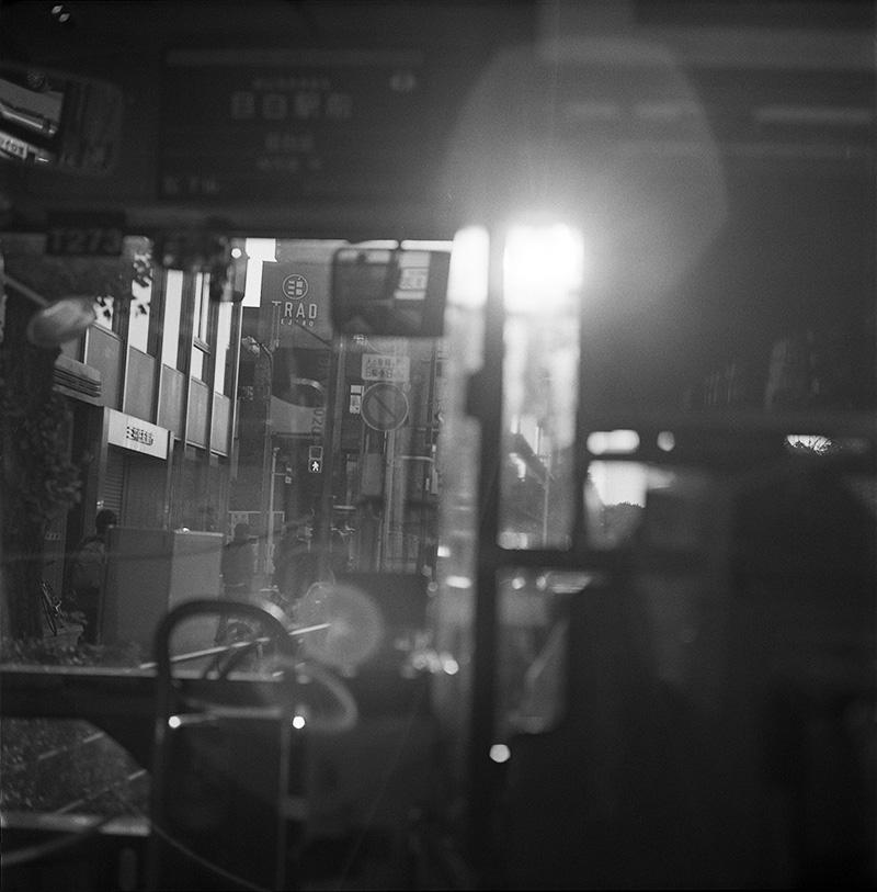 逆光になかなか強いローライ|ROLLEIFLEX 2.8F + Kodak TRI-X 400