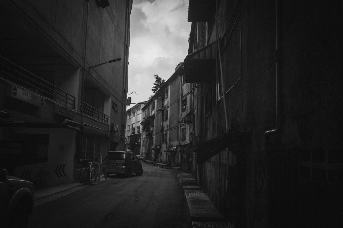 クアラルンプールの住宅街|Leica M10 + Summilux 35mm f1.4