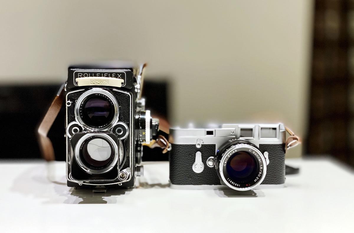 フィルムカメラが増えていませんか!?