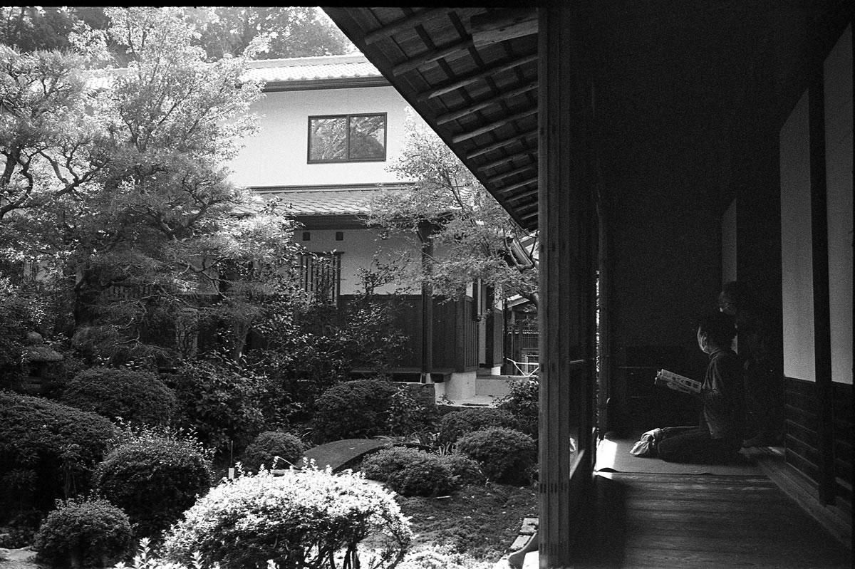 安楽寺①|LEICA M5 + SUMMILUX 35mm F1.4 + Kodak TRI-X 400