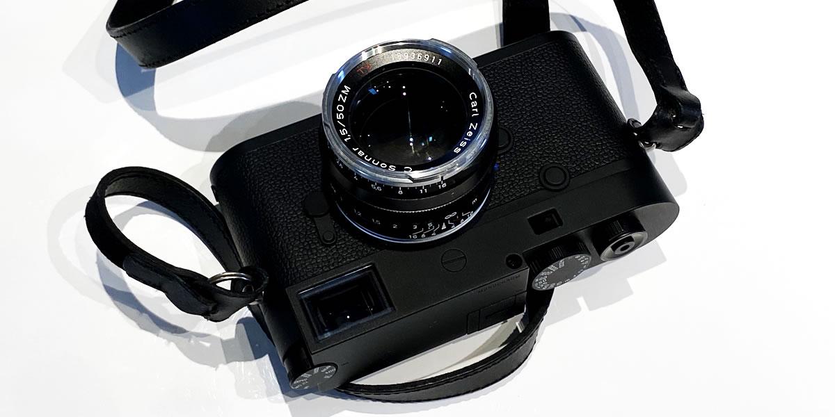 Leica M10 Monochrome(ライカM10モノクローム)がやってきた
