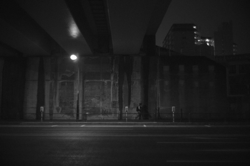 夜の街徘徊ブログになりそう Leica M10 / Canon 35mm F1.5