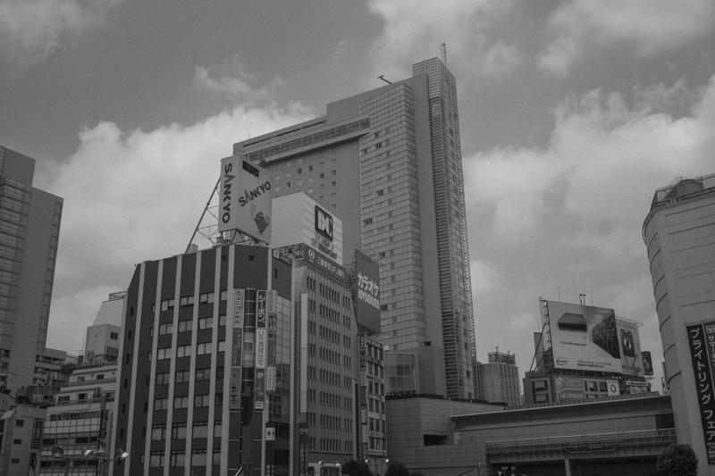 渋谷を出発して白楽へ