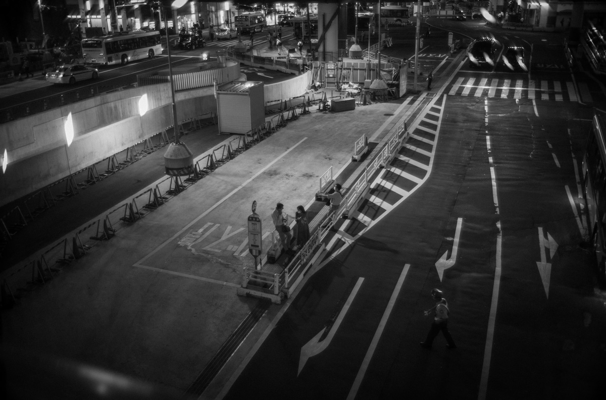 渋谷の街は大改装中