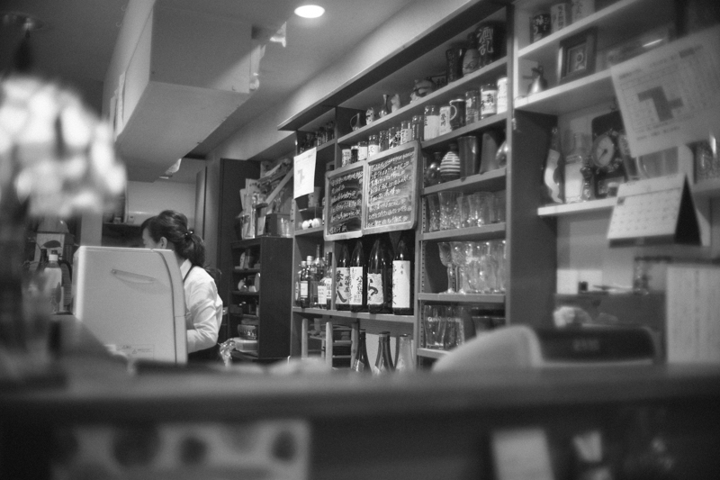 ワンカップと料理が絶品の妙蓮寺キッチン