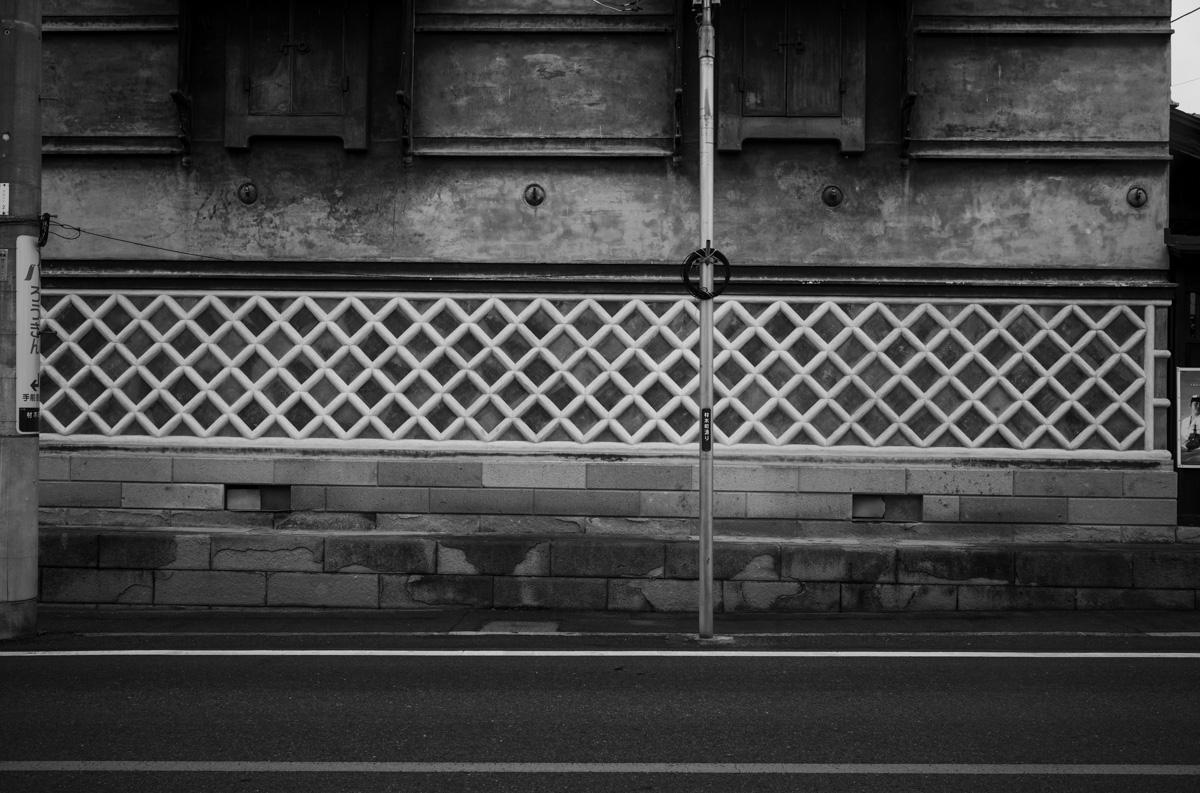 沼田の街を歩く |Leica M10 Monochrome + Summilux 35mm f1.4
