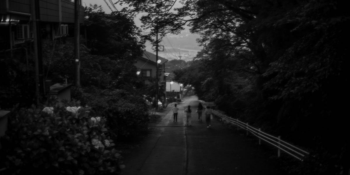 群馬県沼田市を歩く |Leica M10 Monochrome + Summilux 35mm f1.4
