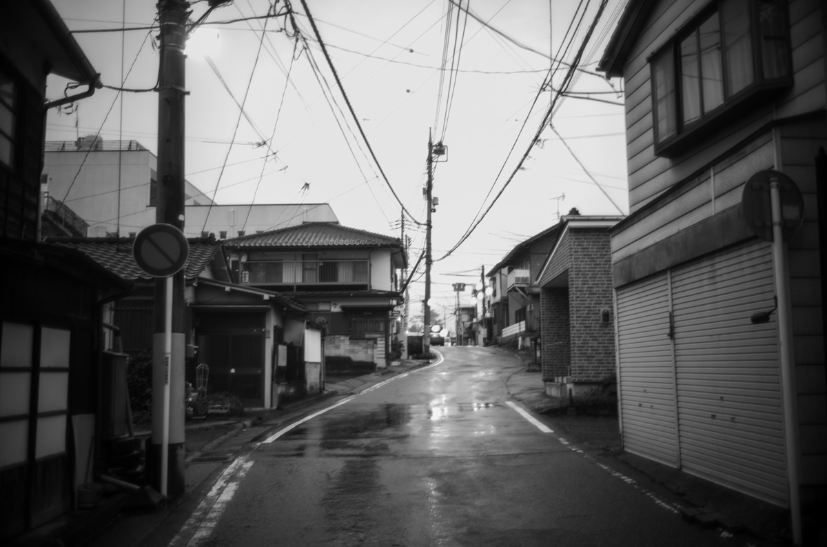 2020年の梅雨は長い |Leica M10 Monochrome + Summilux 35mm f1.4