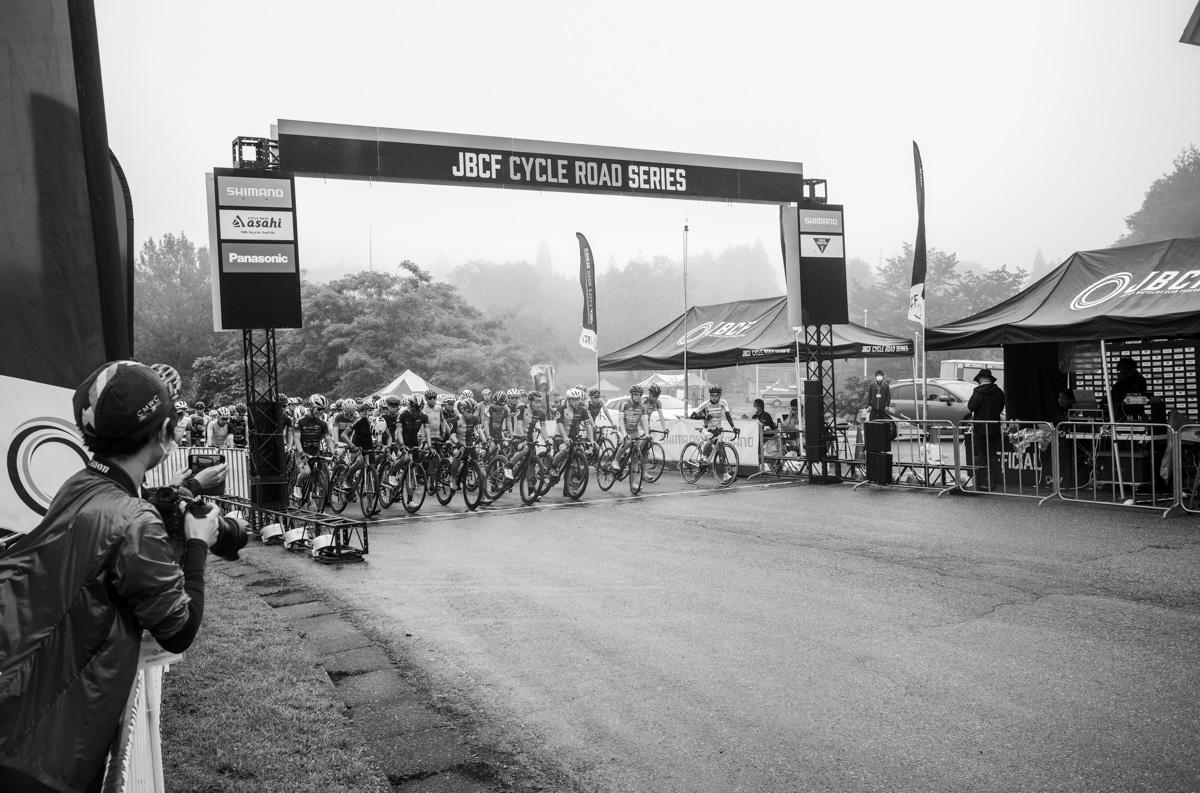 自転車レース |Leica M10 Monochrome + Summilux 35mm f1.4