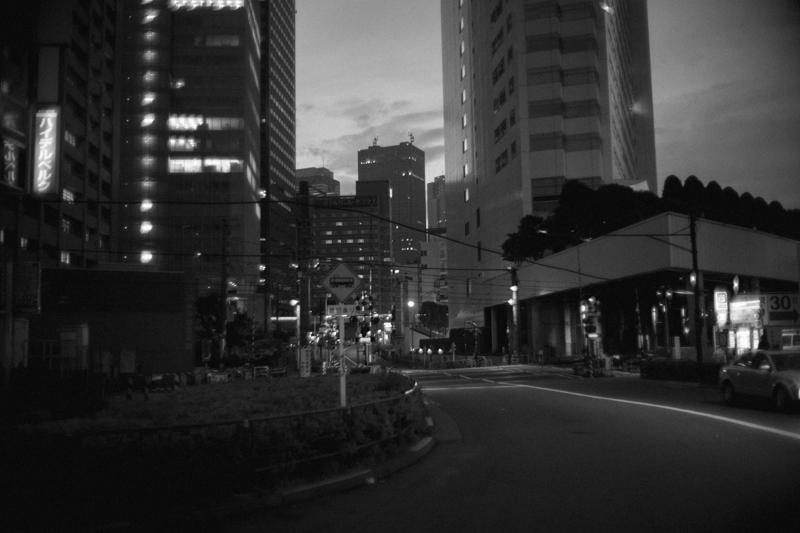 新宿南口 w/ Lieca M10
