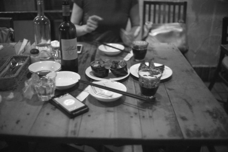 地中海料理を楽しめるひつじや(Leica M10)