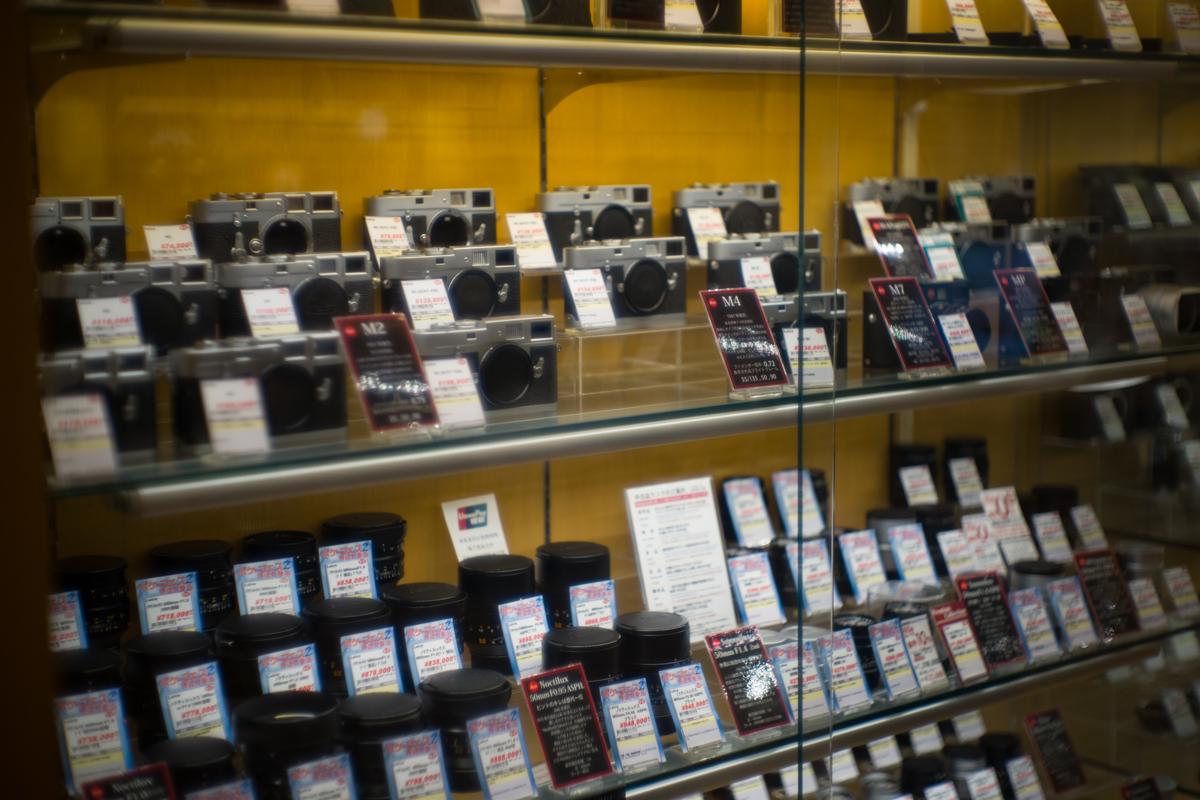 Nikkor-S.C 5cm F1.4の開放はホヤホヤ|Leica M10 + Nikkor-S.C 5cm F1.4