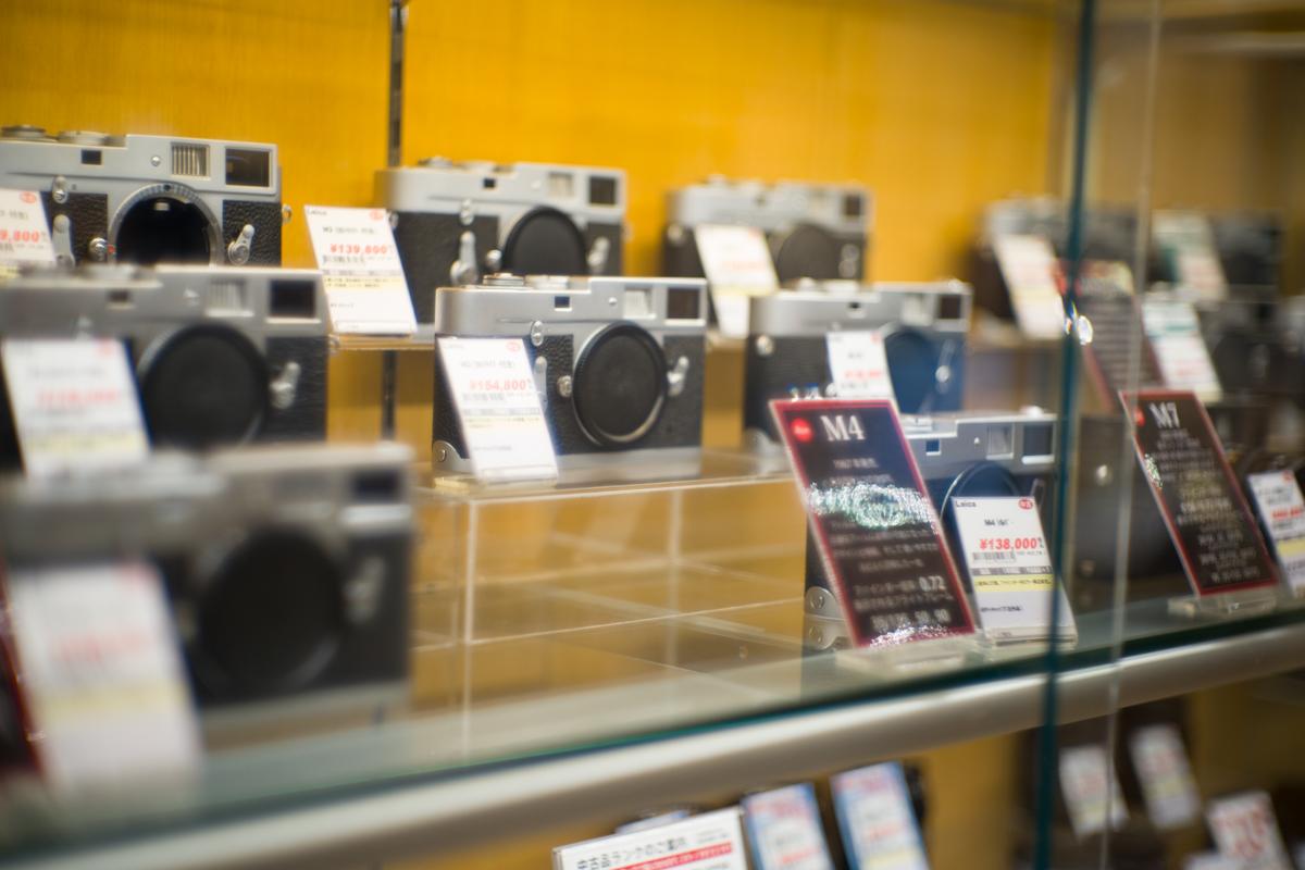 Nikkor-S.Cの良さは寄れること|Leica M10 + Nikkor-S.C 5cm F1.4