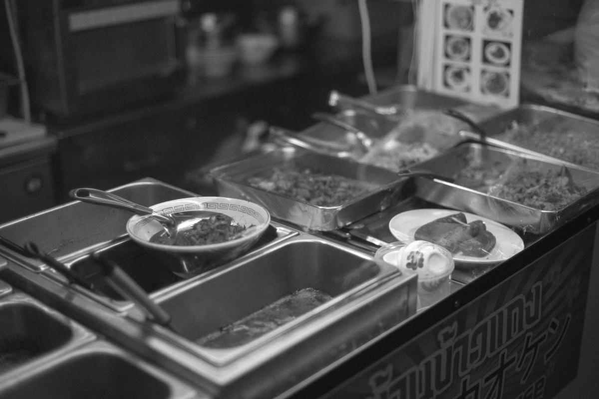 タイの屋台風が楽しめる「バーン カオケン」|Leica M10 + C Sonnar T* 1.5/50 ZM