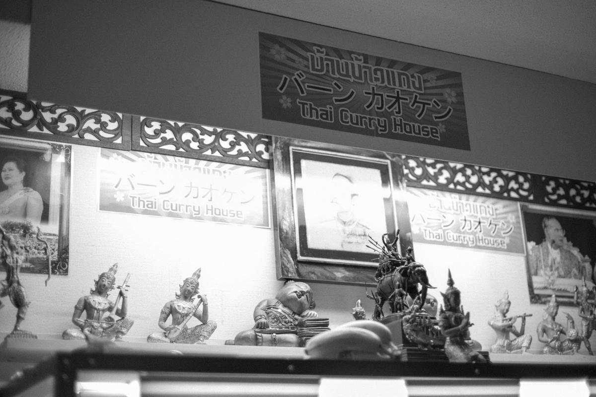 タイの装飾が煌びやかな「バーン カオケン」|Leica M10 + C Sonnar T* 1.5/50 ZM
