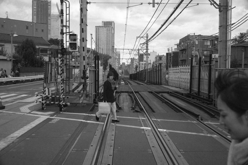都電荒川線で鬼子母神へ|Leica M10 + Canon 35mm F1.5