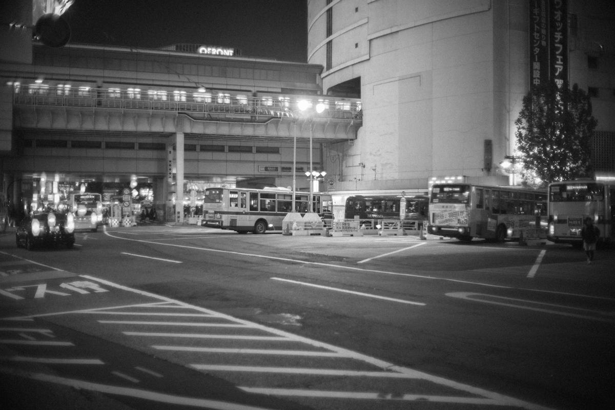 渋谷バスターミナル|Leica M10 + Canon 35mm F1.5