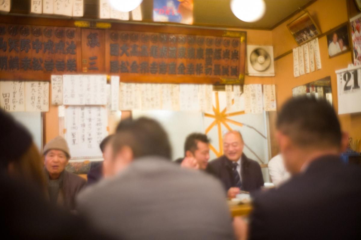 魚三はホントおすすめのお店!|Leica M10 + Summilux 35mm F1.4