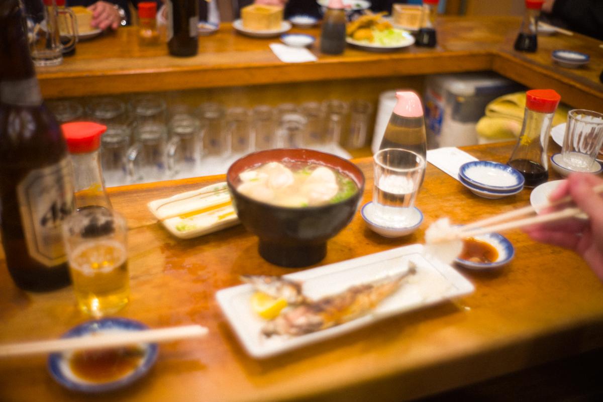魚三ほど美味しい魚は久しく食べたことがない!|Leica M10 + Summilux 35mm F1.4