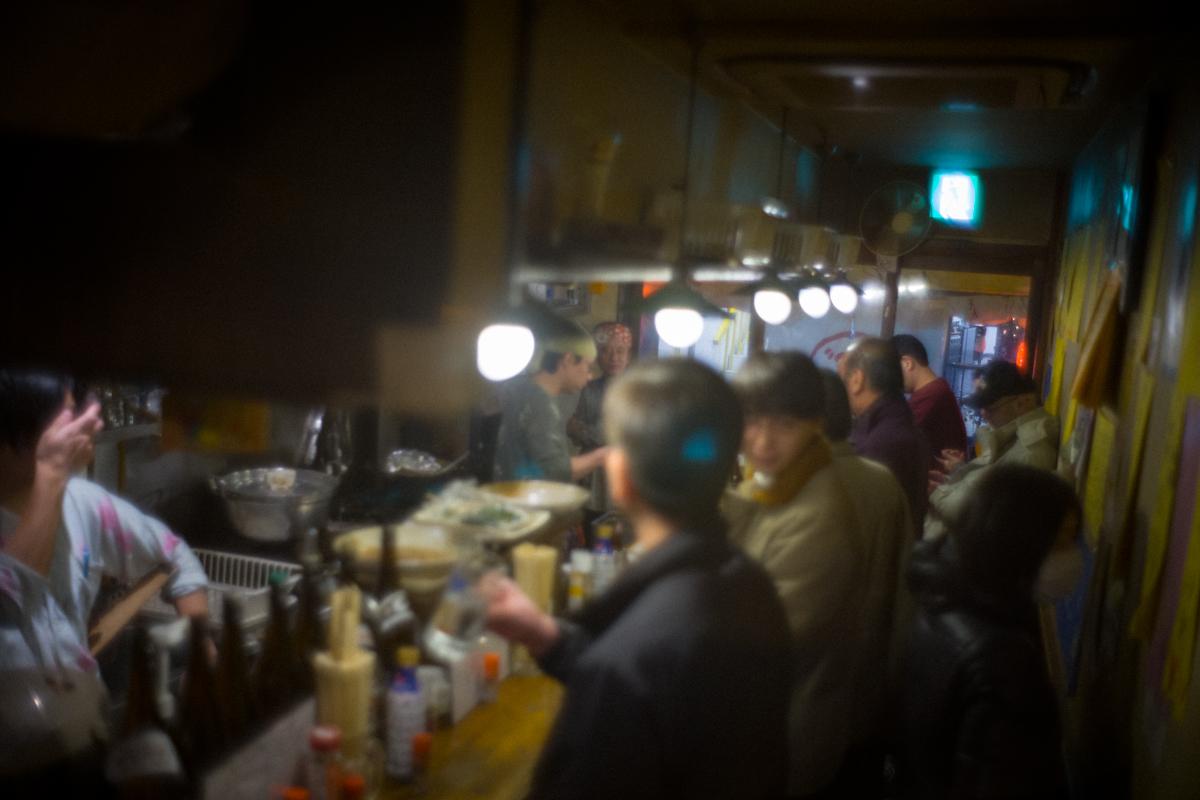 ごっつりの1階は立ち飲み|Leica M10 + Summilux 35mm F1.4