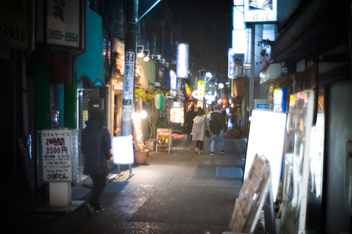 北千住飲み屋横丁は写真天国|Leica M10 + Summilux 35mm F1.4