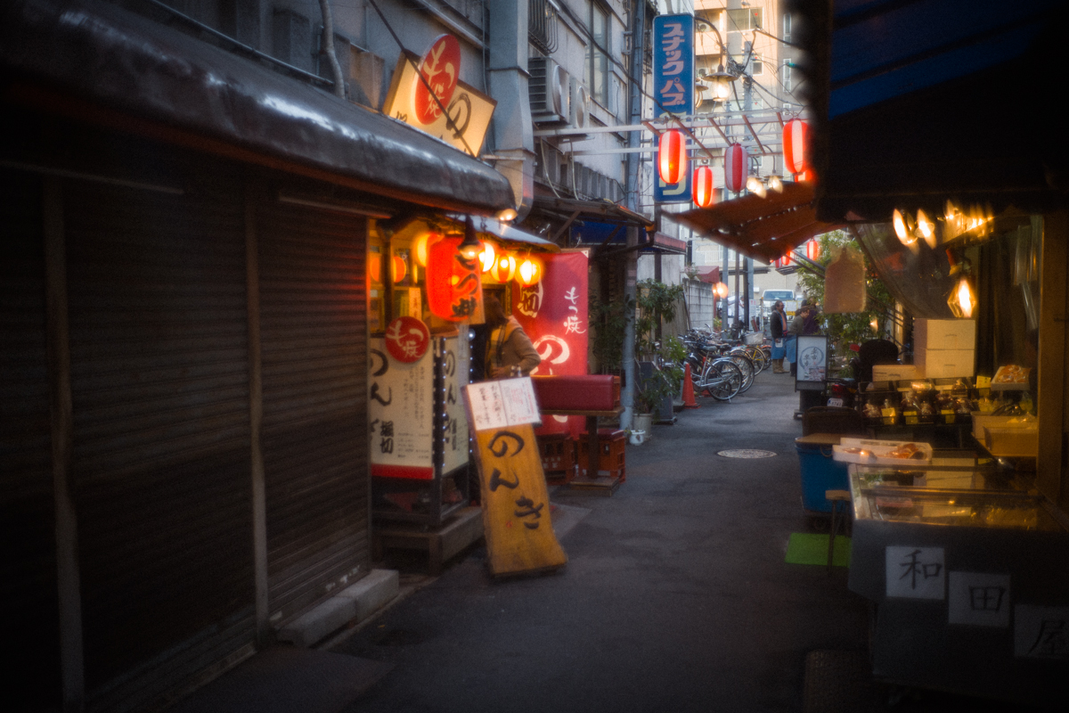 赤羽「のんき」は3時から予約でいっぱい|Leica M10 + Summilux 35mm f1.4