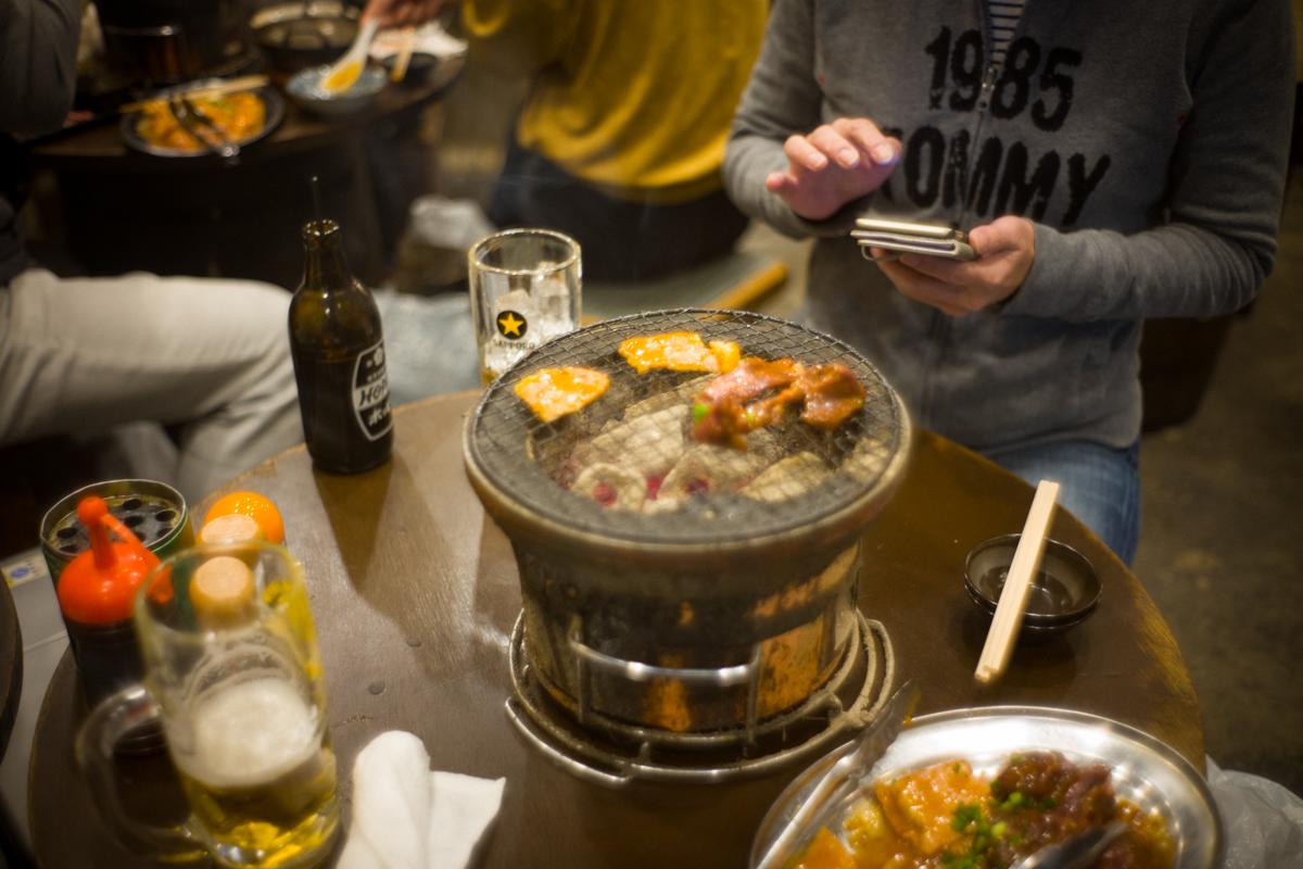ホルモン焼き御殿はタレが美味しい|Leica M10 + Summilux 35mm f1.4
