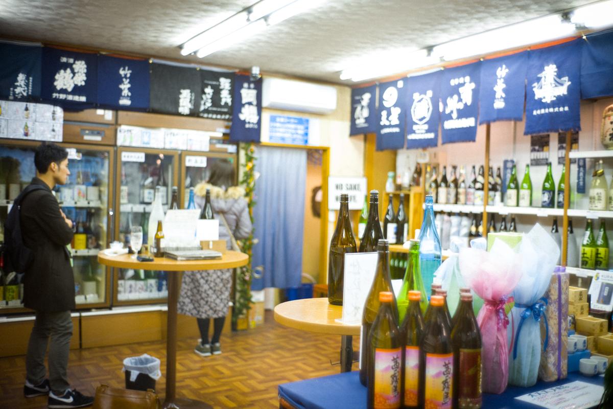 ユニークな日本酒が勢ぞろいの沼野酒店|Leica M10 + Summilux 35mm f1.4
