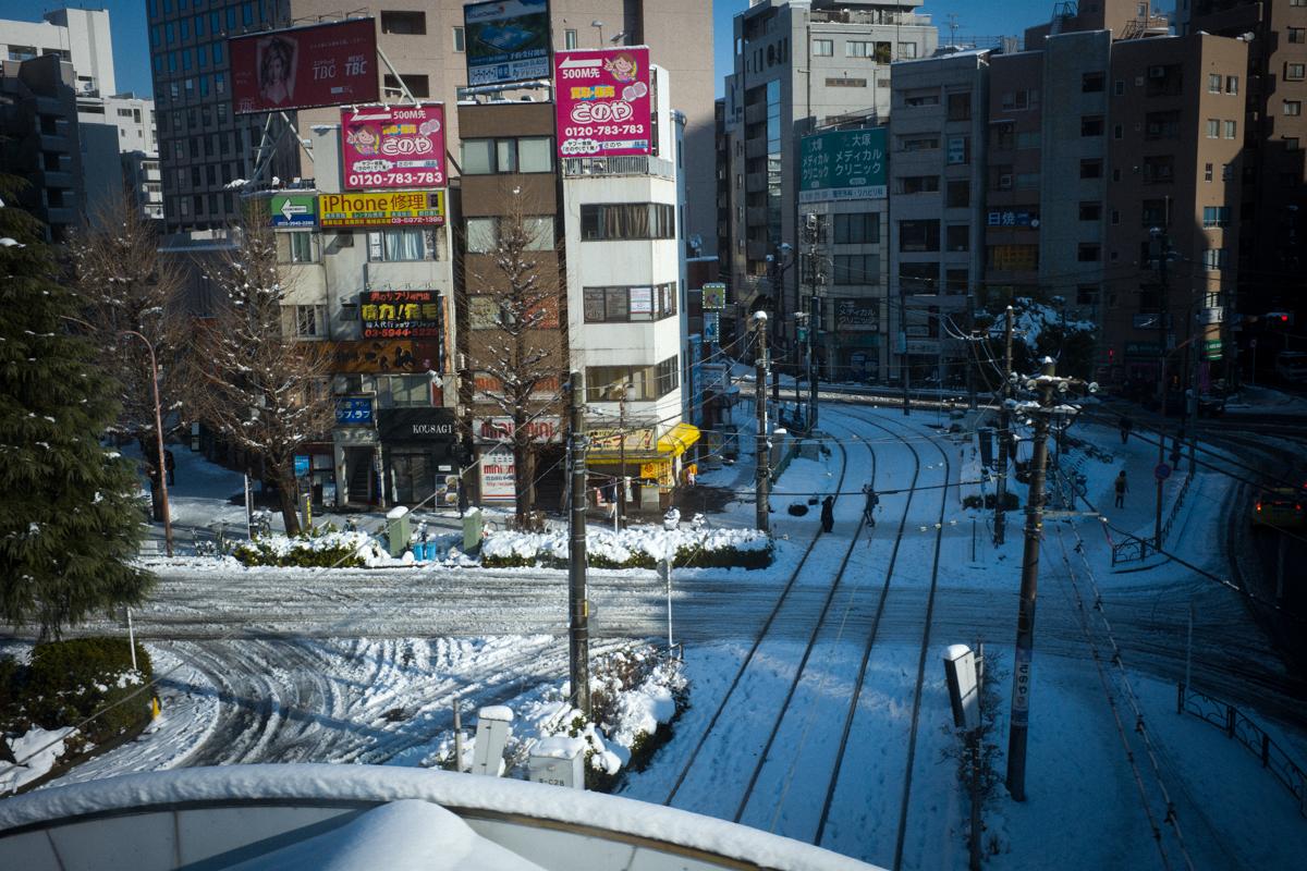 荒川線が(;´∀`)|Leica M10 + Summilux 35mm f1.4