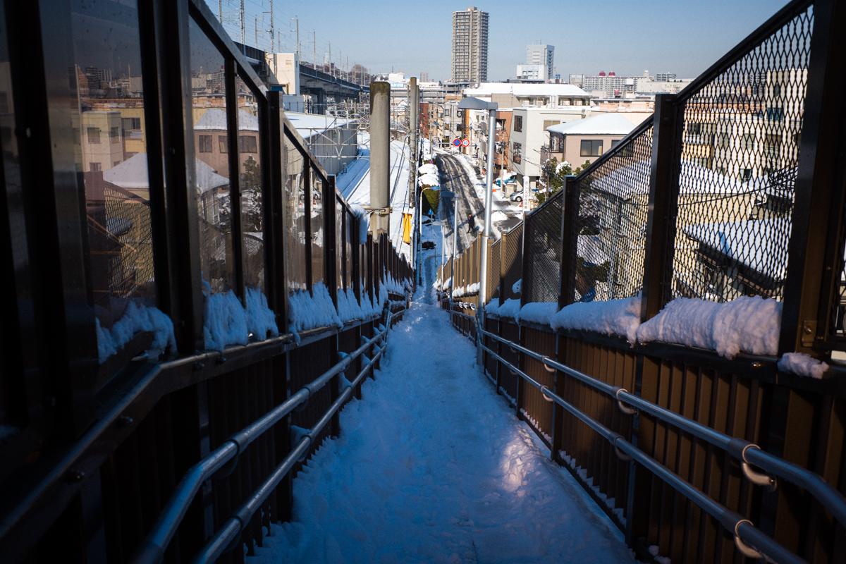 階段は危険|Leica M10 + Summilux 35mm f1.4