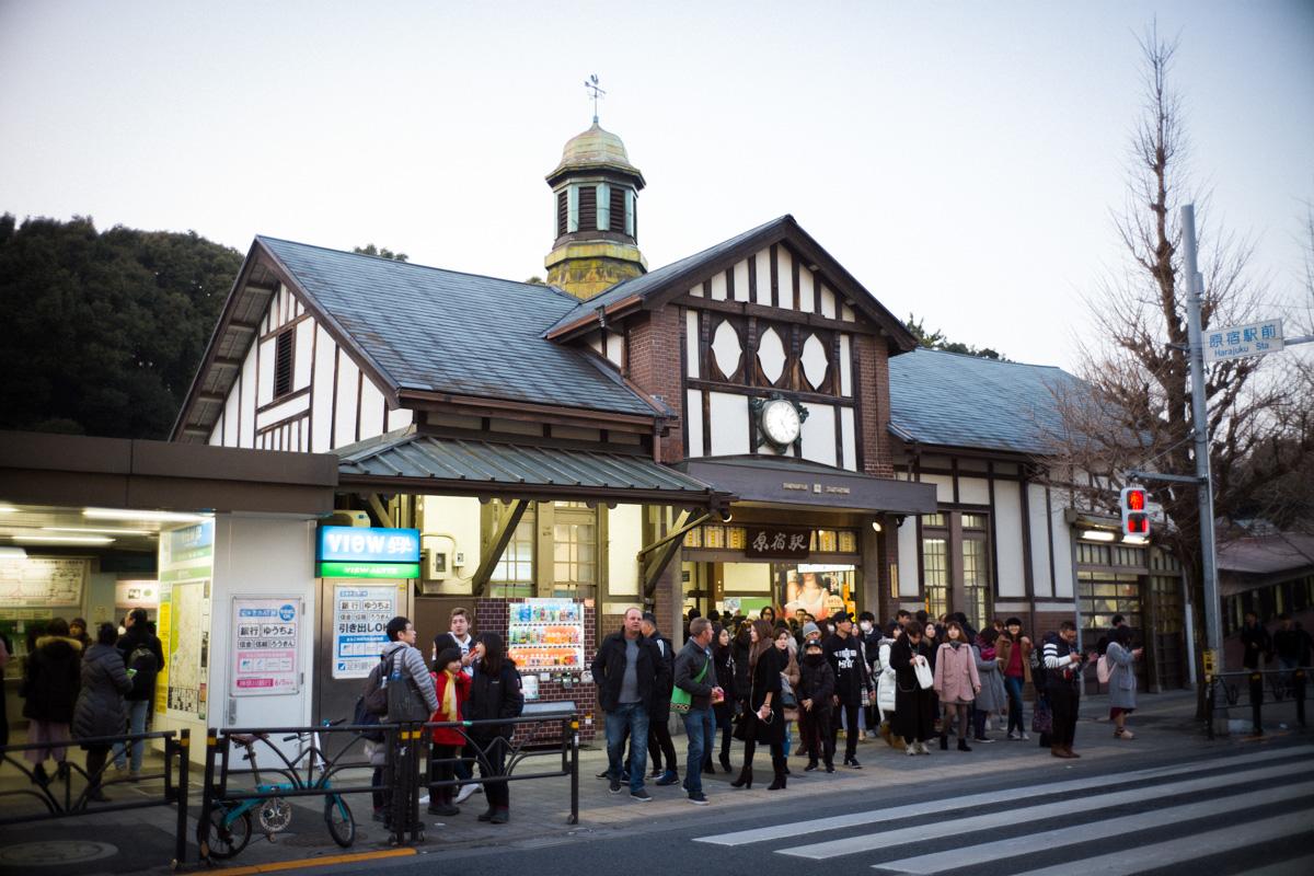 原宿駅から神泉へ|Leica M10 + Summilux 35mm f1.4
