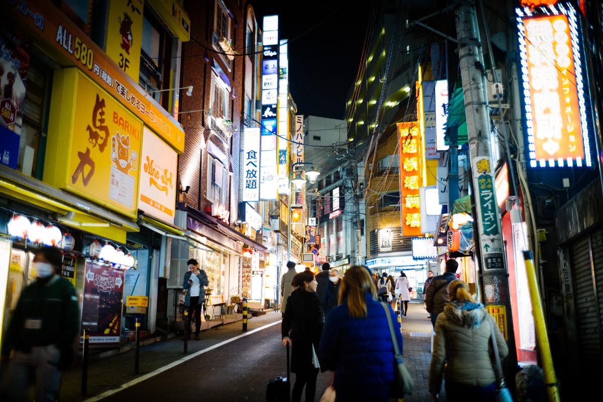 渋谷・百軒店とライカM10|Leica M10 + Summilux 35mm f1.4