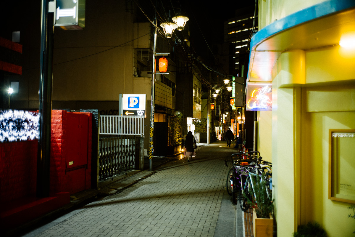 なぎの入り口(写真左側)|Leica M10 + Summilux 35mm f1.4
