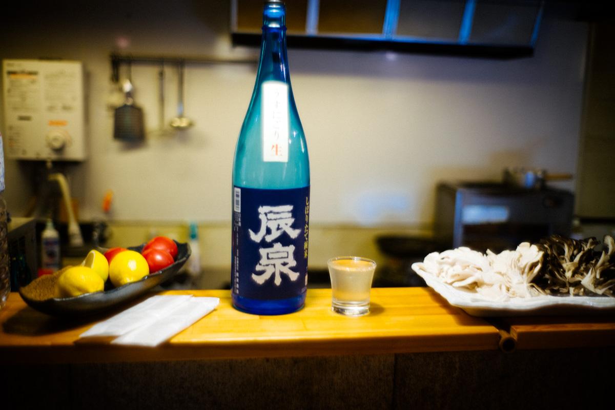なぎのこだわりは福島の日本酒|Leica M10 + Summilux 35mm f1.4