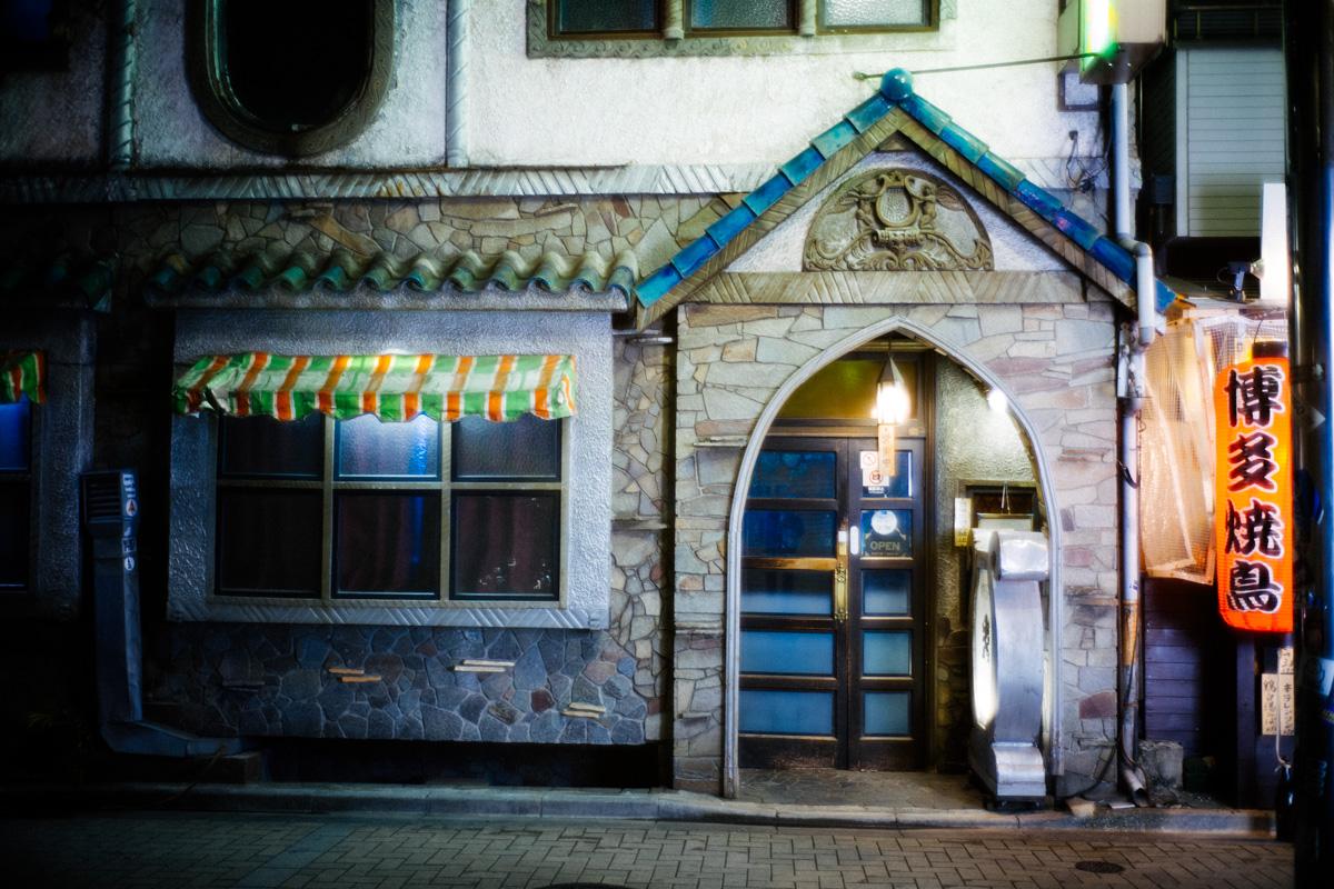 超有名店「名曲喫茶ライオン」|Leica M10 + Summilux 35mm f1.4