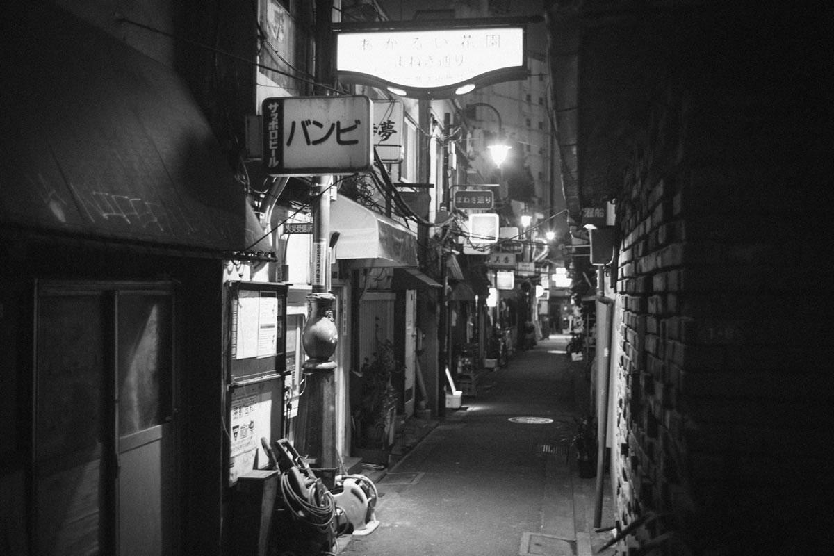 ゴールデン街に初めて行きました|Leica M10 + Summilux 35mm f1.4