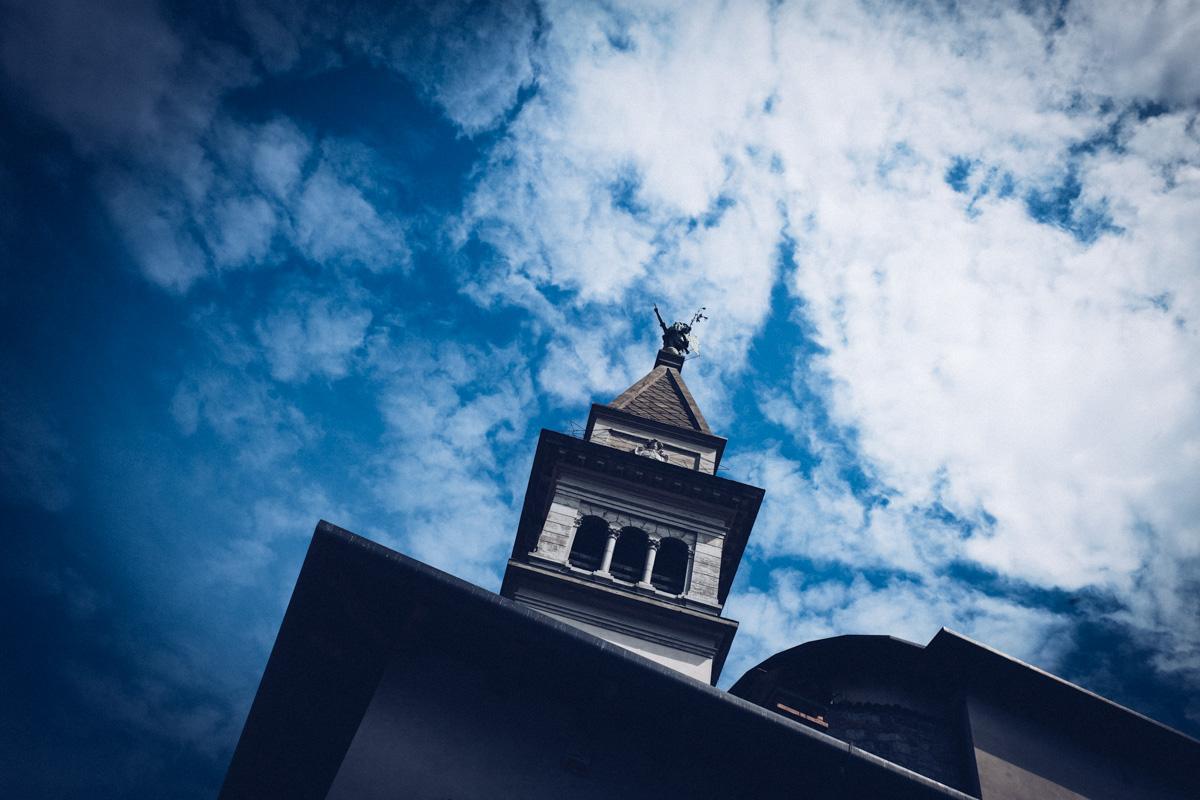 トルメッソの教会|Leica M10 + Summilux 35mm f1.4