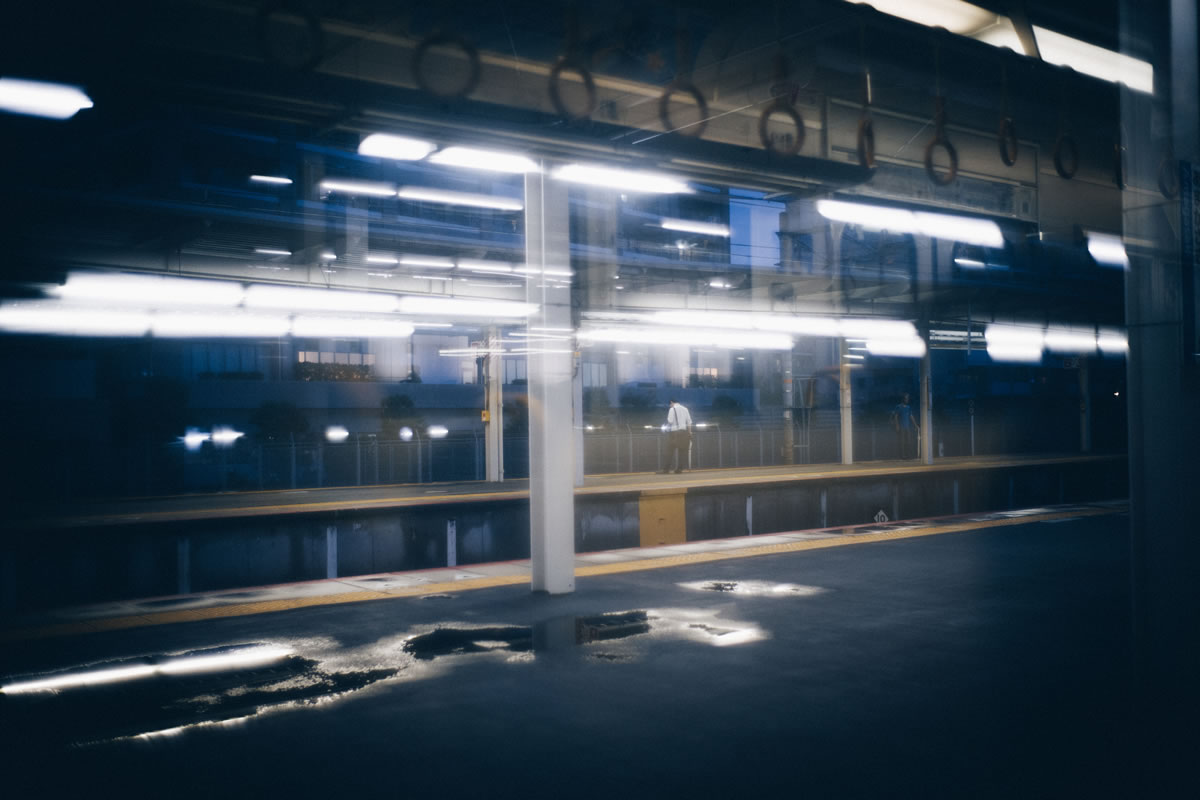 ライカM10のある通勤|Leica M10 + Summilux 35mm f1.4