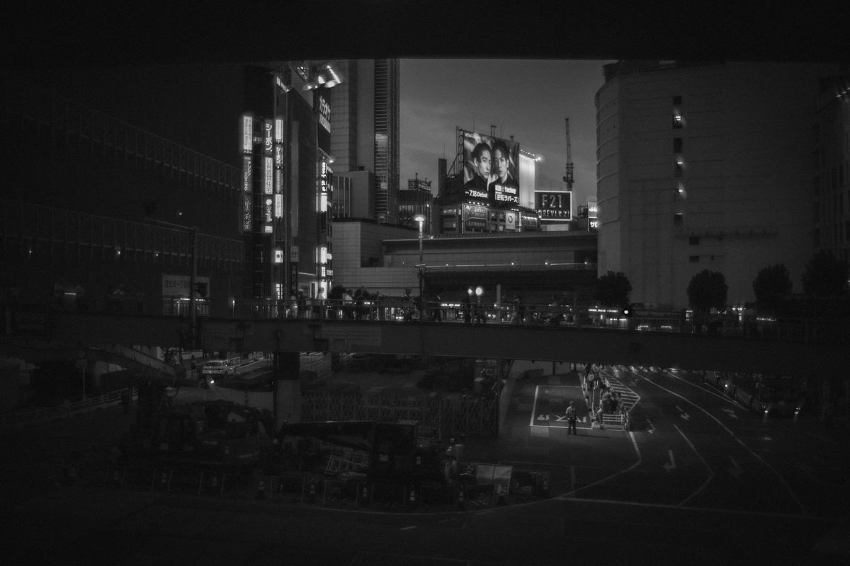 消えゆく渋谷の灯|Leica M10 + Summilux 35mm f1.4