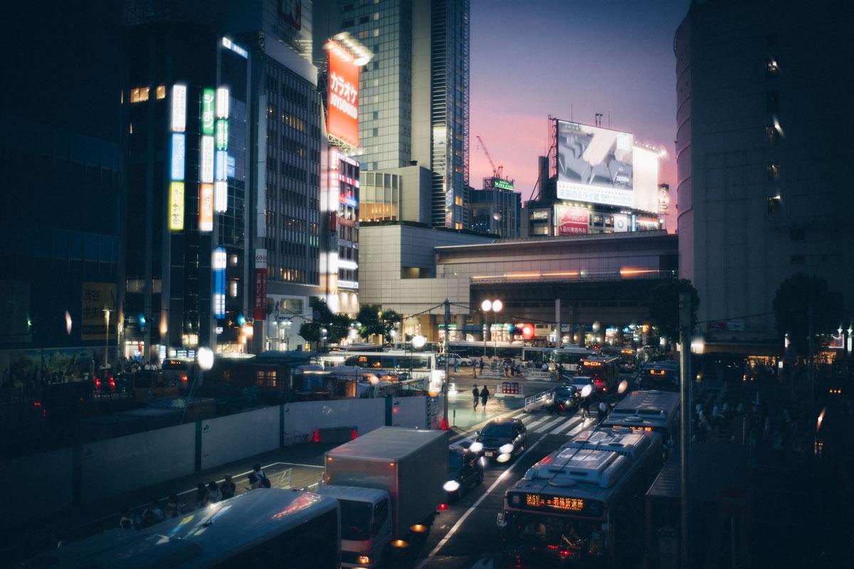 開発が進む渋谷駅|Leica M10 + Summilux 35mm f1.4