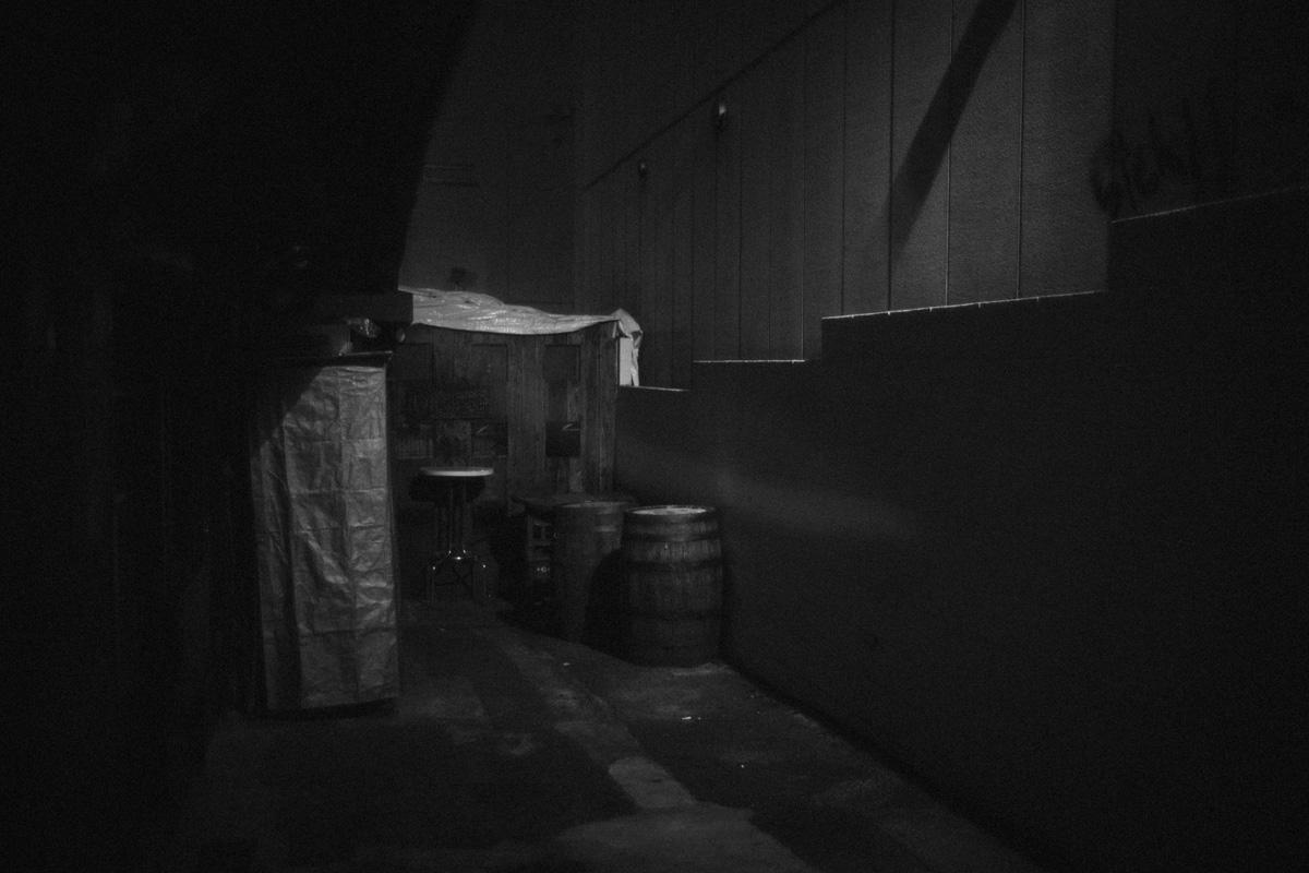 灯りが消えた渋谷区桜丘町|Leica M10 + Summilux 35mm f1.4